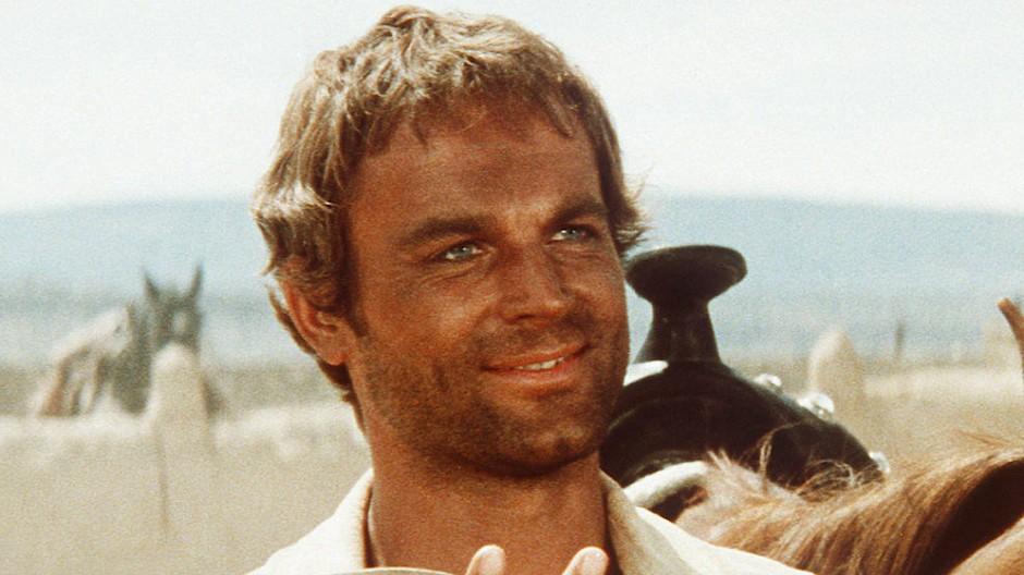 Terence Hill: Die Italo-Western-Legende wird 80 Jahre alt