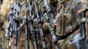 75 Gewehre und Pistolen bei der Bundeswehr entwendet