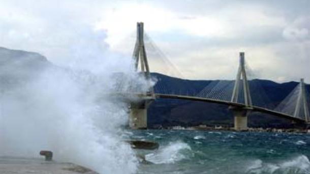 Mindestens fünf Tote durch Sturm in Griechenland