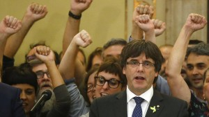 Verfahren zur Auslieferung Puigdemonts nach Spanien eingestellt