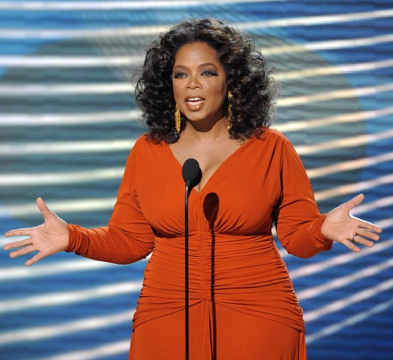 Oprah Winfrey wird bei Obamas Wahlparty zu Gast sein