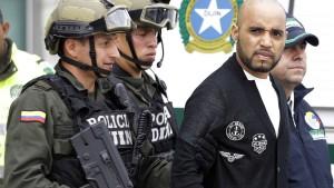 Meistgesuchter Drogenboss Perus in Kolumbien gefasst