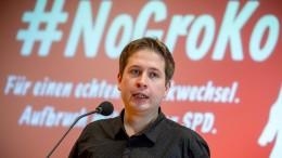 Scharfe Kritik der SPD-Parteilinken an Groko