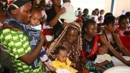 Tansanische Polizei nimmt schwangere Schülerinnen fest