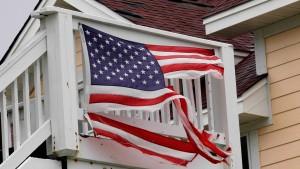Hurrikan Irene wütet an der amerikanischen Ostküste