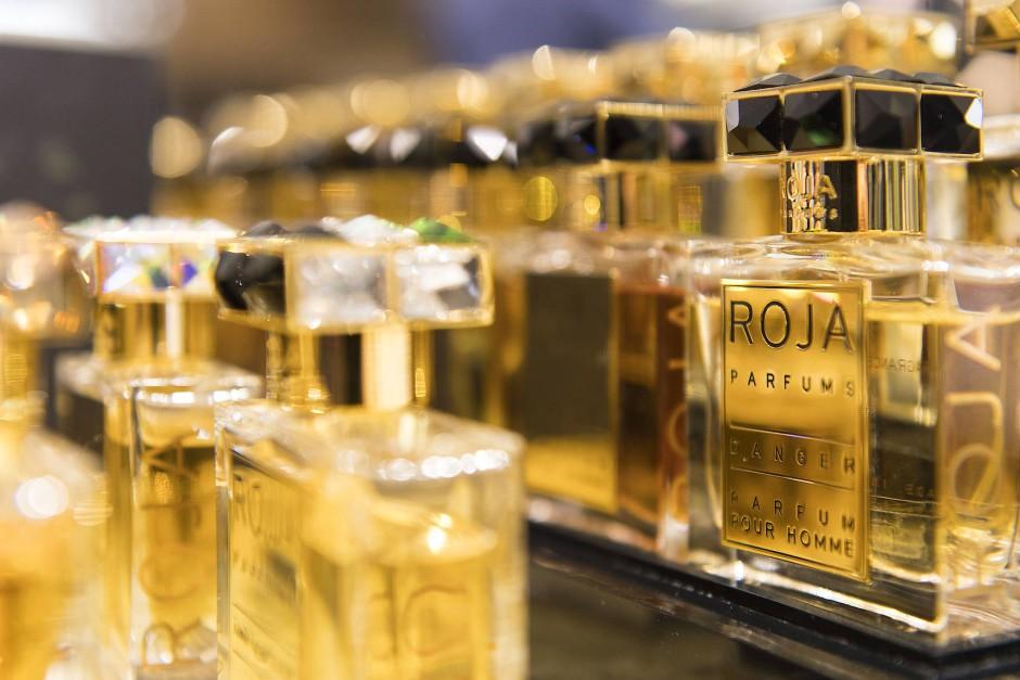Cleane Düfte? Für diesen Effekt gibt es doch Badeprodukte, sagt Roja Dove über seine Parfums.