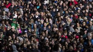 In Amerika sinkt die Lebenserwartung