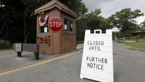 Kritik an Strandaufenthalt von Gouverneur Christie