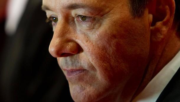 Masseur wirft Kevin Spacey sexuellen Übergriff vor