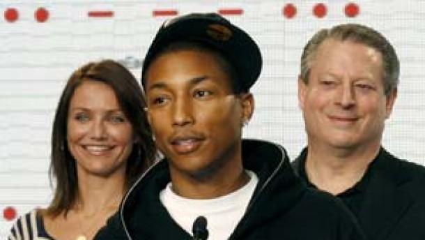 "Al Gore kündigt ""Live Earth""-Konzerte mit Starbesetzung an"