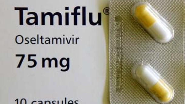 Vorerst kein Tamiflu mehr für Deutschland