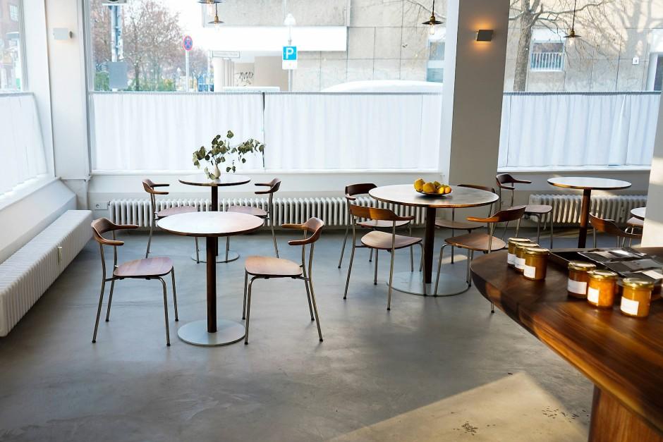 Nach dem Lockdown hofft man auch im neuen Restaurant Julius auf Gäste.