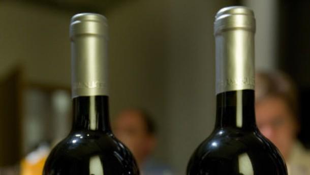 Wundersame Weinvermehrung