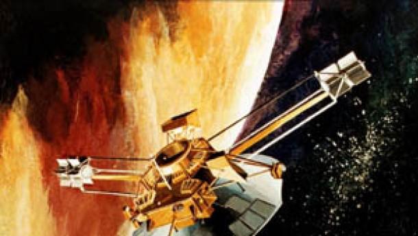 Abschied von Pioneer 10