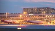 Es war viel Verkehr am Stuttgarter Flughafen, als der Tourist aus China bestohlen wurde und damit seine Odyssee begann.