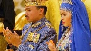 Eine Hochzeit wie aus Tausendundeiner Nacht