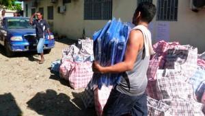 Katastrophenhilfe läuft nur langsam an