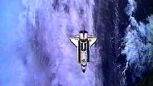 Raumfähre Endeavour mit Verspätung gelandet