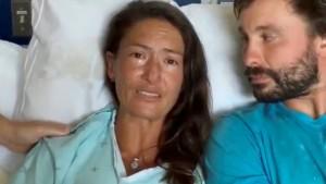 Wanderin nach zwei Wochen in der Wildnis lebend gefunden