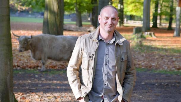 Tommy Jaud - der deutsche Schriftsteller, Drehbuchautor und freie Autor in Köln im Gespräch mit Julia Schaaf