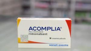 Schlankheitspille Acomplia vom Markt genommen