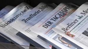 Forscher: Digitalisierung schafft Misstrauen gegenüber Medien