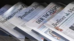 Zeitungen haben eine Zukunft!