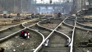 Bahn-Warnstreiks in Sachsen-Anhalt