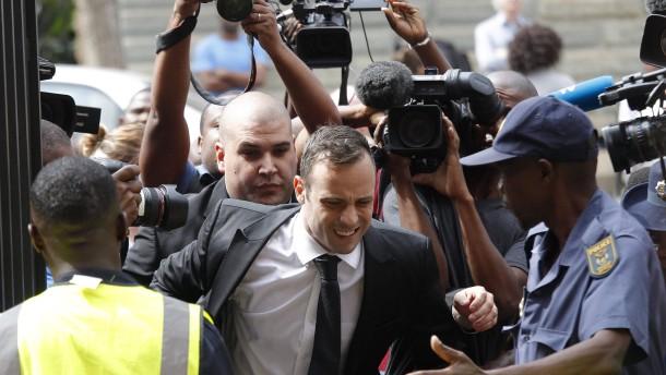 Pistorius scheitert mit Beschwerde gegen Mordurteil