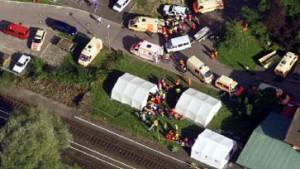 82 Verletzte bei Kollision zweier Regionalzüge