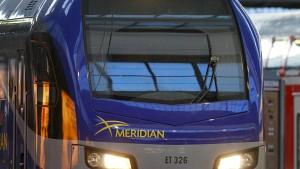 Wer betreibt die verunglückten Meridian-Züge?