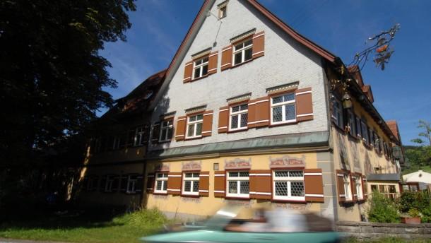 Spurensuche: Gasthof Adler in Isny