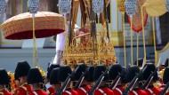 Abschied von König Bhumibol in Thailand