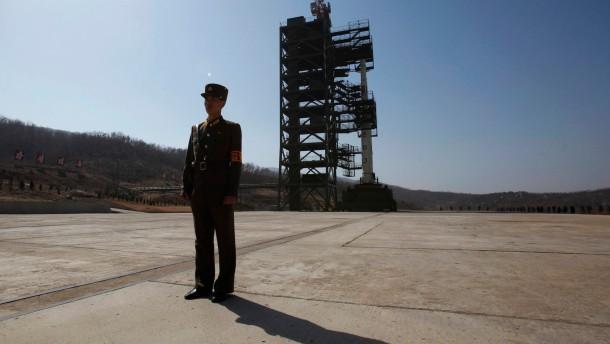 Brief Nach Nordkorea : Nach un resolution nordkorea droht mit ausbau seiner