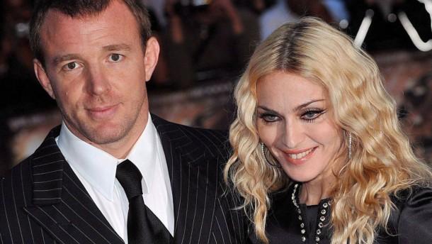 Madonnas Sorgerechtsstreit wird in Amerika entschieden