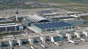 Wieder Flughäfen in Europa gesperrt