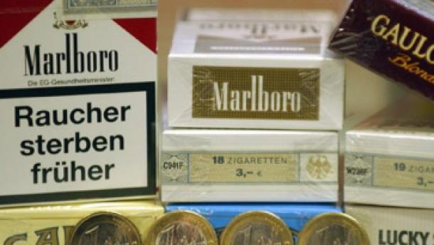 Rauchen wird noch teurer