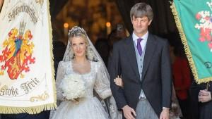 Ernst August und Ekaterina von Hannover heiraten kirchlich
