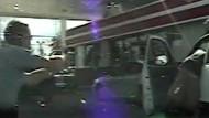 Weißer Polizist schießt auf unbewaffneten Schwarzen