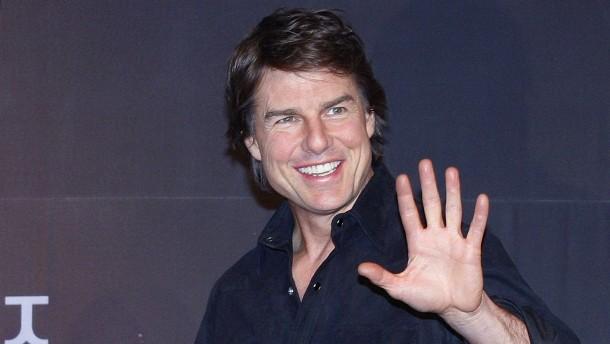 Tom Cruise hat eine Neue