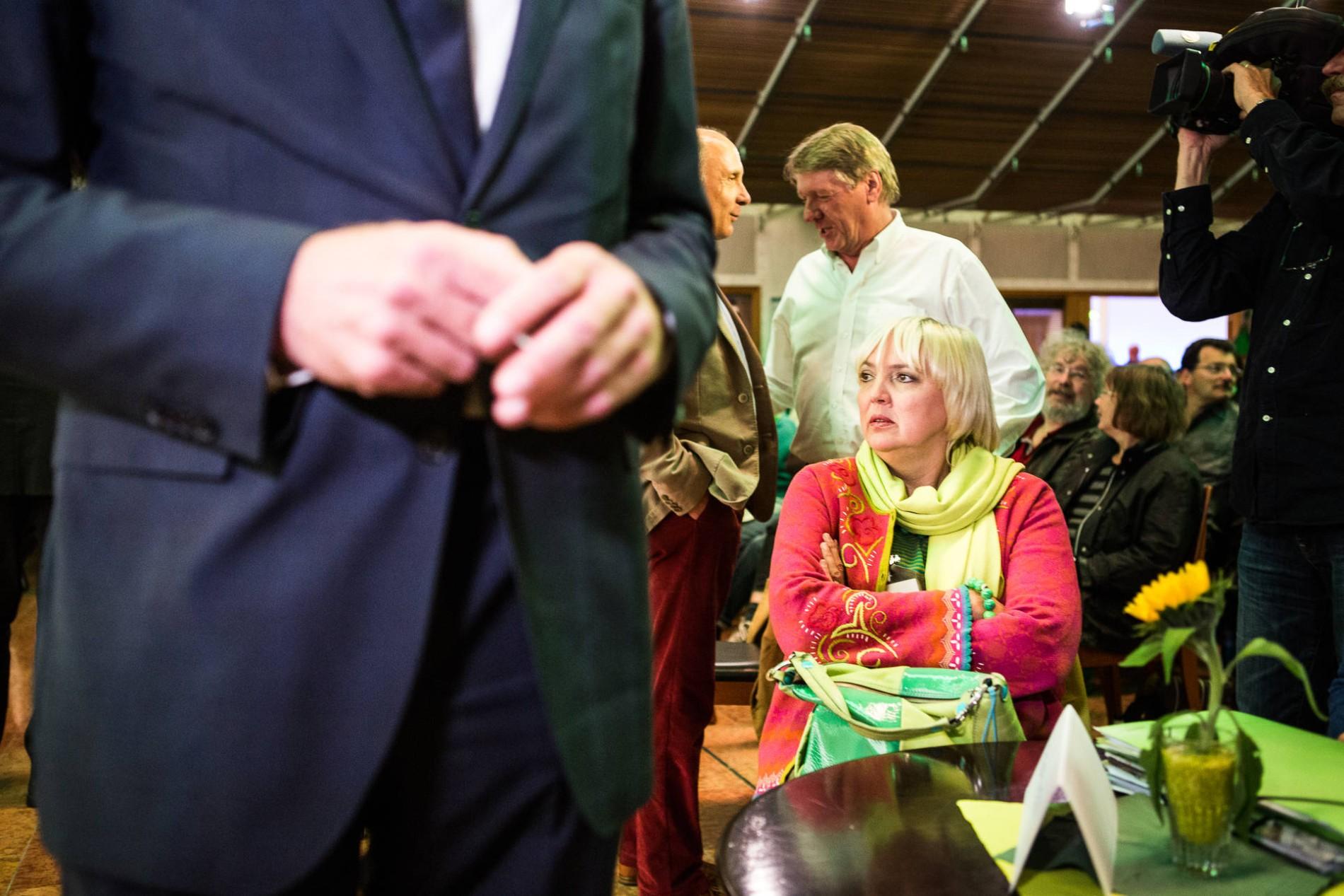 Claudia Roth Einsamkeit Ist Schon Ein Thema Menschen Faz