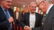 Grün-Schwarz einigt sich auf Koalitionsvertrag