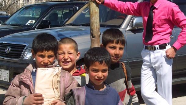 Afghanistan sucht den Superstar