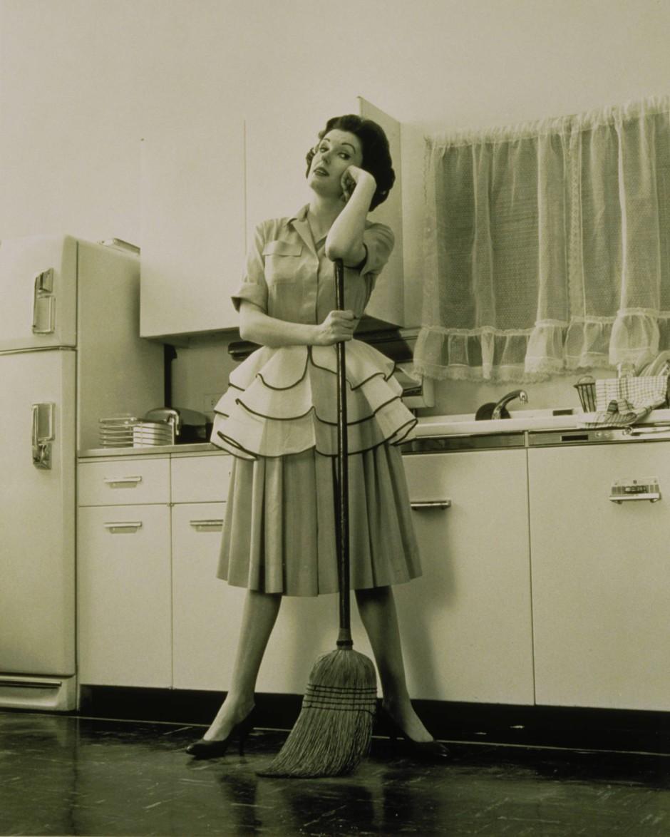 hausfrauen toll dass du zu hause bist menschen faz. Black Bedroom Furniture Sets. Home Design Ideas