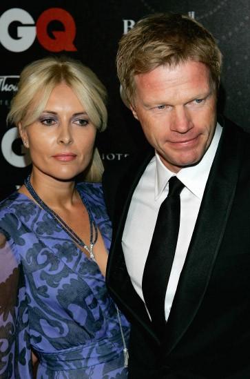 Oliver Kahn Ehefrau