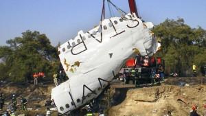 Pilotenfehler könnte Absturz ausgelöst haben