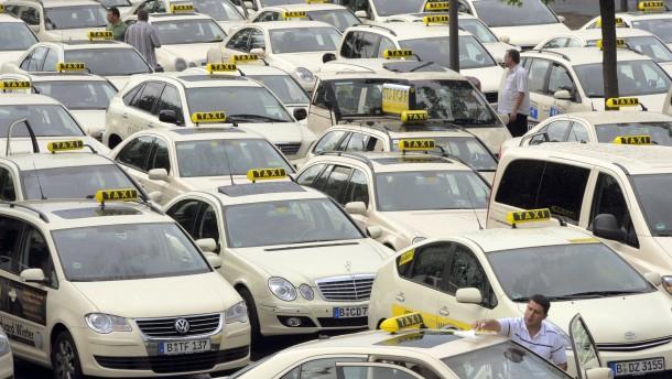 Nur ausreichend für die Taxifahrer