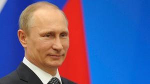 Putin treibt den Anschluss der Krim voran