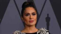 Was Salma Hayeks Bericht über das System Weinstein erzählt
