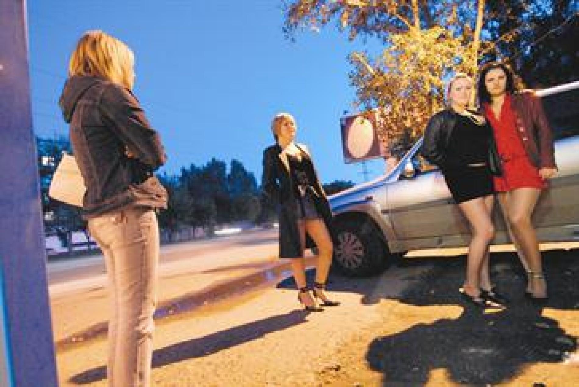 München straßenstrich Corona: Prostituierte